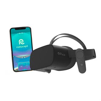 Nieuwe behandeling:VR Reducept (Virtual Reality Pijnprogramma)